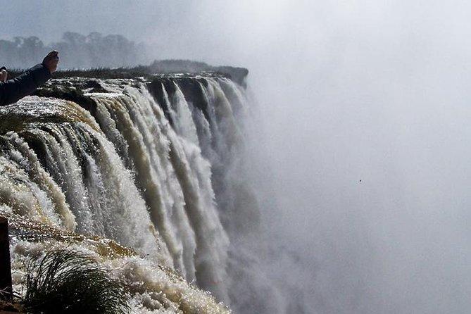3-Hour Iguazu Falls Moonlight Tour from Puerto Iguazú