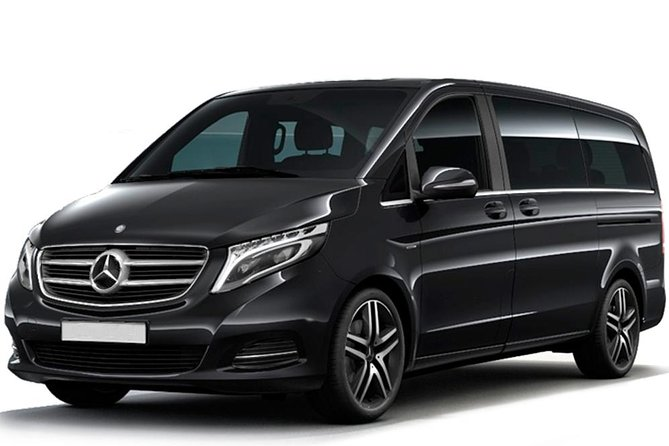 Madeira Airport FNC Departure Private Transfer by Business Van