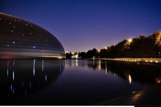 Beijing city night tour to National Theater, Olympic Stadiums, Mix Club Hopping