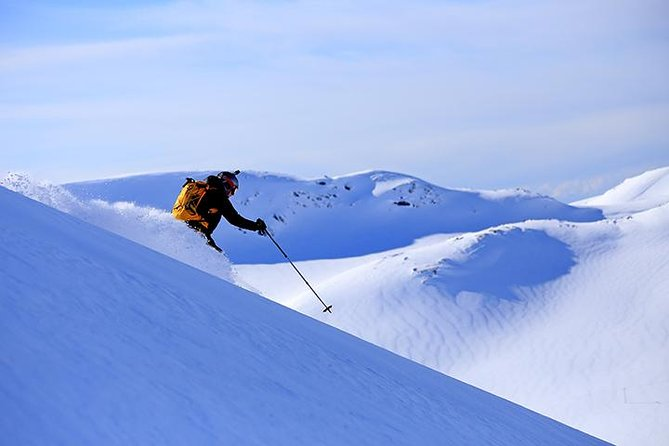 White And Inspirational Kingdom - Ski Touring In Julian Alps