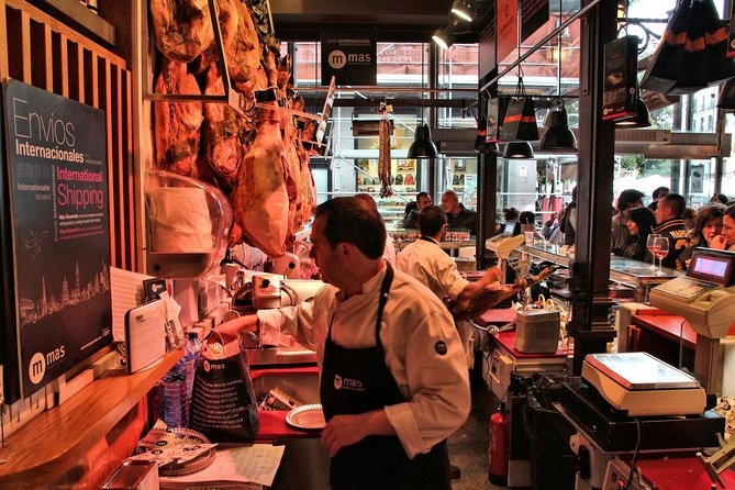 A Feast For Foodies In Madrid