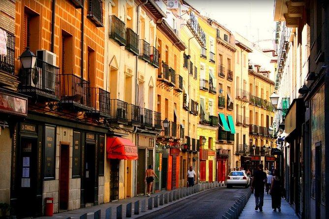 Private: Explore Madrid's La Latina Barrio With A Host