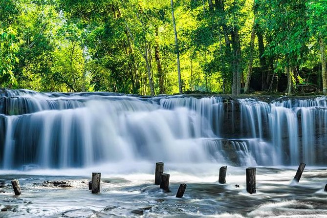 Phnom Kulen Waterfalls with Beng Mealea Jungle Temple photo 1