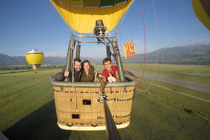 Private Exclusive Hot Air Balloon Barcelona weekend