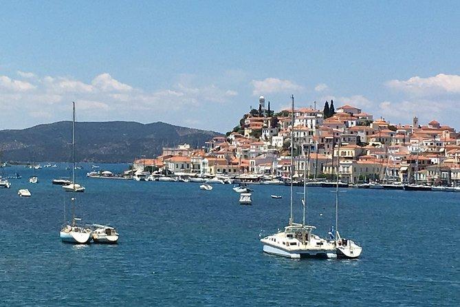 Athens One Day Cruise To Poros - Hydra - Aegina with prive transfer roundtrip