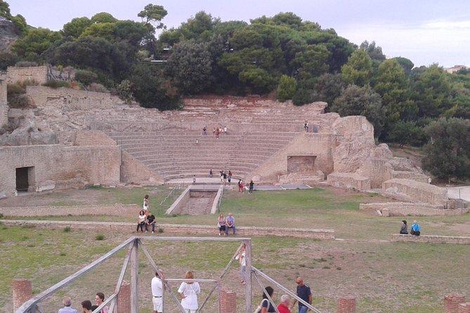 Naples electric bike tour Pausilypon Archaeological Park