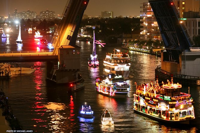 Fort Lauderdale Christmas Boat Parade.Winterfest Boat Parade 2019 Fort Lauderdale