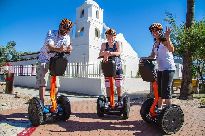 2-Hour Scottsdale Segway Tours - 2pm Departure
