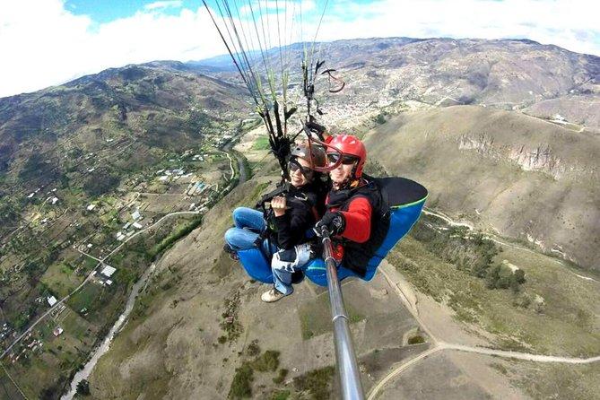 Ecuador Parapente Paute - Cuenca