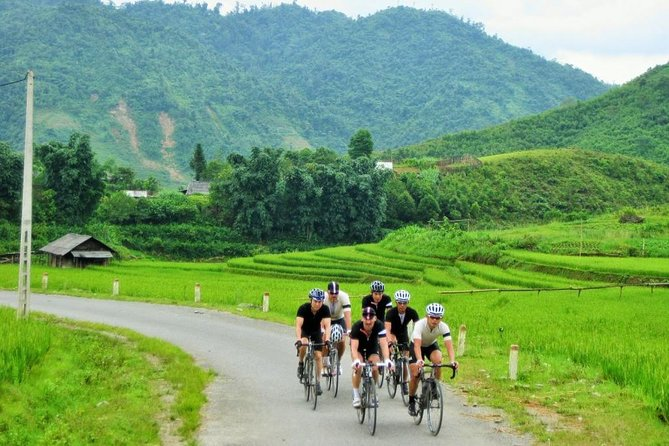 PRIVATE BIKING TOUR SAPA TO REMOTE VILLAGES ( 2 days 1 night) photo 7