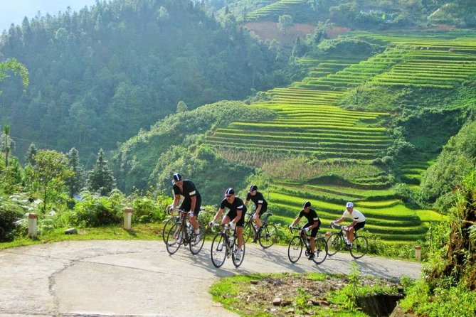 PRIVATE BIKING TOUR SAPA TO REMOTE VILLAGES ( 2 days 1 night) photo 4