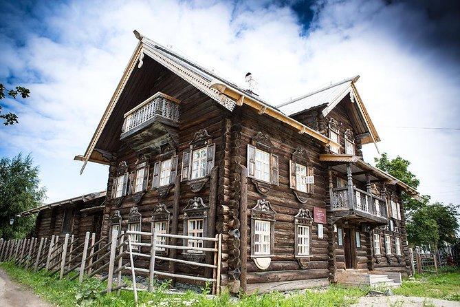 """Private Tour: Explore Ancient Karelian Village """"Sheltozero"""" from Petrozavodsk"""