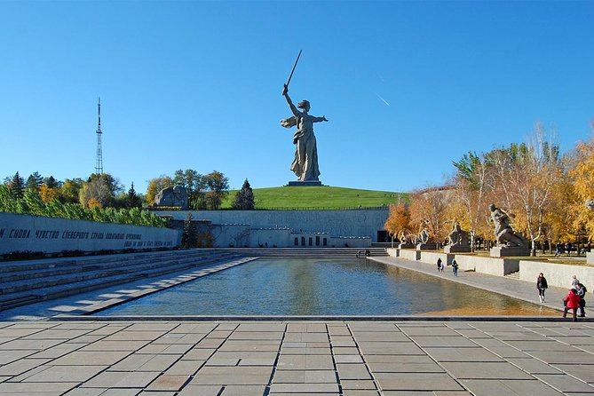 Tour by the lines of Defence of 64th Army in Stalingrad Interrogation of Paulus