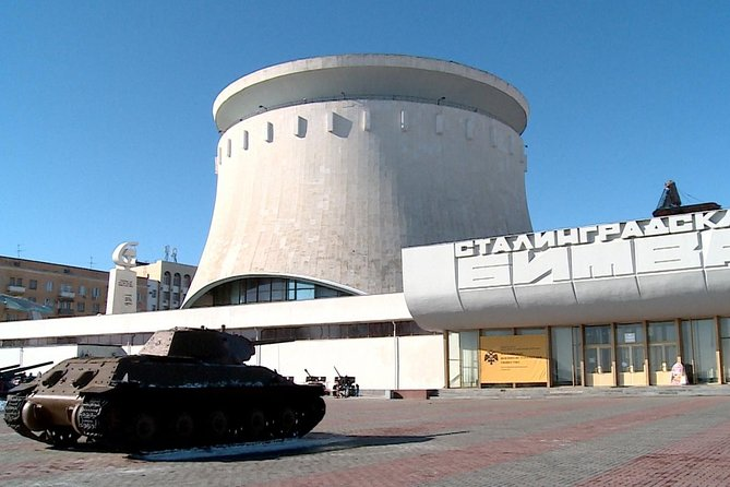 Panoramic museum The Battle of Stalingrad Private Tour