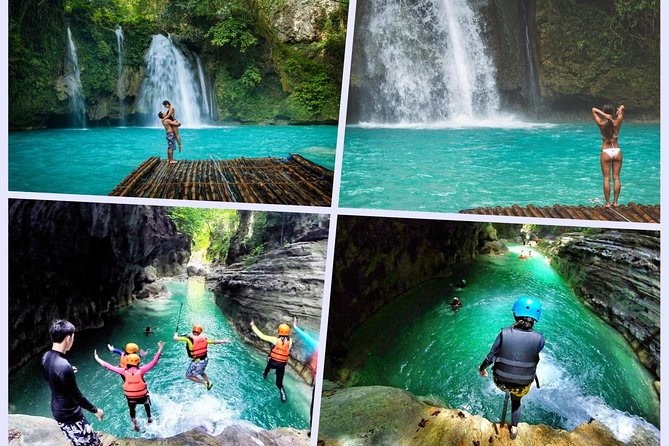 Private Cebu: Canyoneering and Kawasan Falls Day Tour photo 1