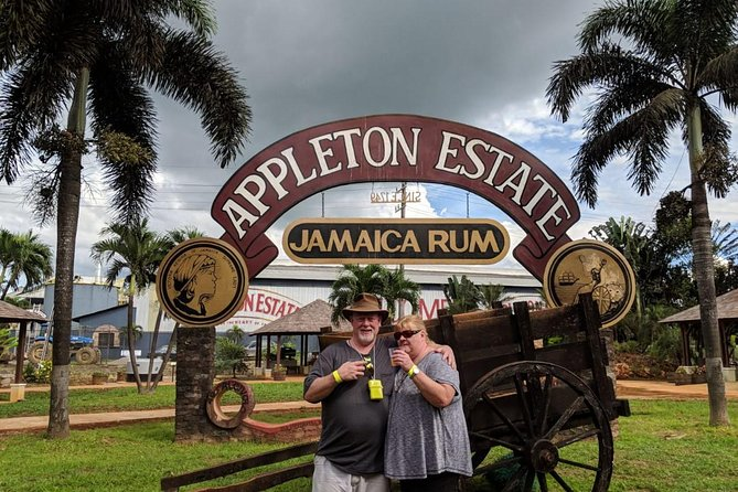 Private and Customized Tour to Appleton Estate and YS Falls