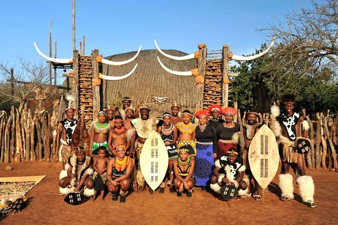 Full-Day Zulu Cultural Tour from Durban
