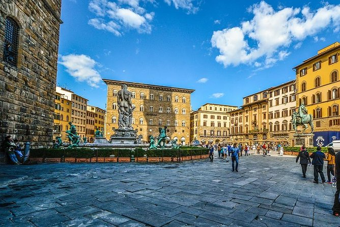 Private 3-Hour Walking Tour of Florence with entrance to Accademia Gallery