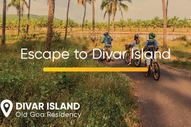 B:Live E-bike tours - Escape to Divar Island