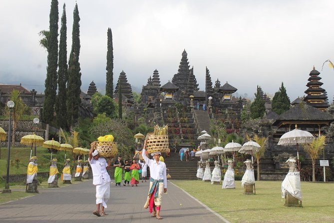 Discover Heritage of Karangasem and Virgin Beach