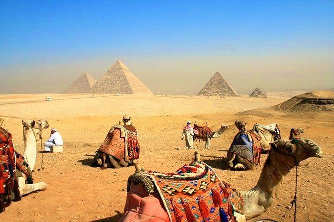 Full Day GIza Pyramids and Egyptian museum photo 1