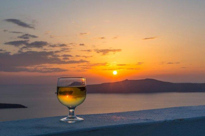 Wine Degustation in Santorini