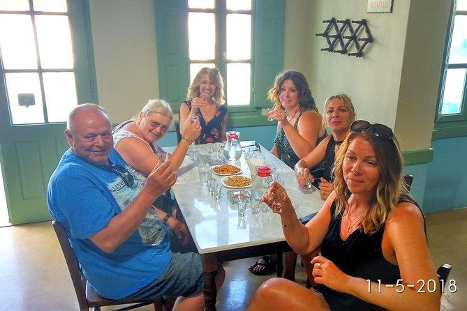 Premium Alcohol Tasting in Santorini by DNA Travel