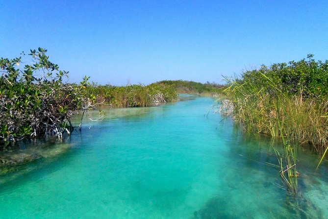 Sian Ka'an Biosphere from Playa del Carmen