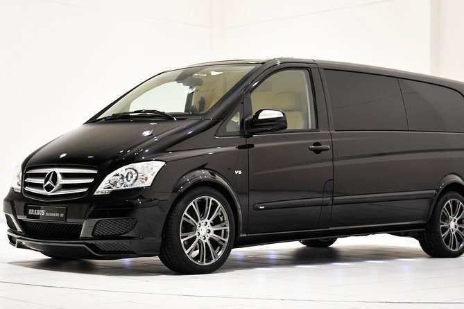 Private Transfer GLA Airport or Glasgow City to Greenock Port by Luxury Van