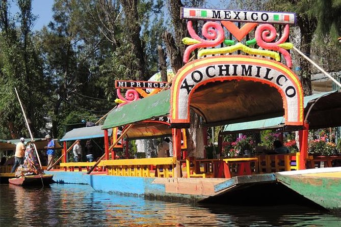 City Tour and Xochimilco