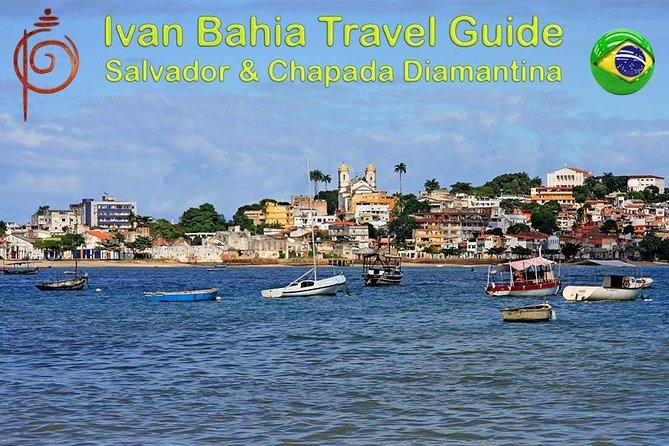 Historic Salvador da Bahia and beaches private tour with Ivan Bahia Travel Guide