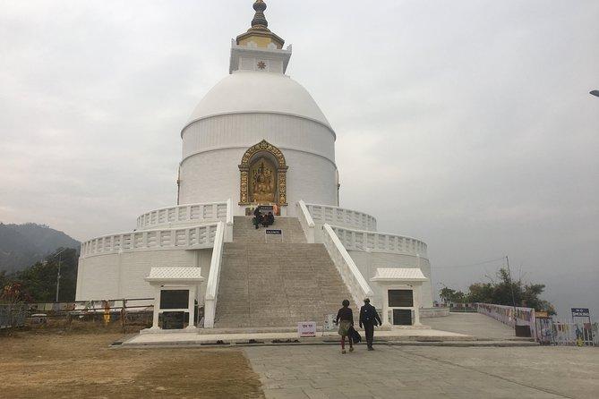 Half Day World Peace Stupa Hiking from Pokhara