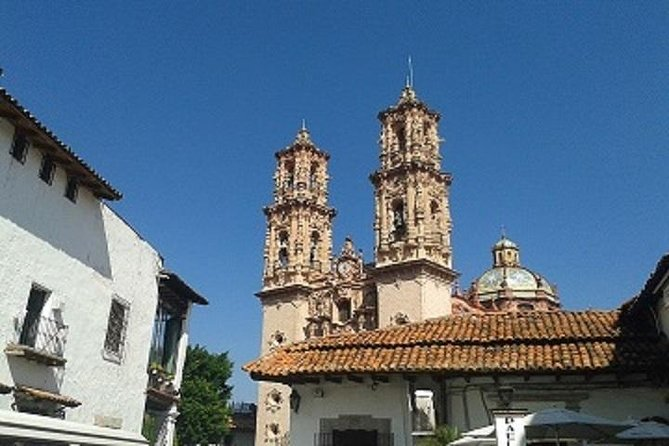 Taxco One Day Tour from Acapulco by bus