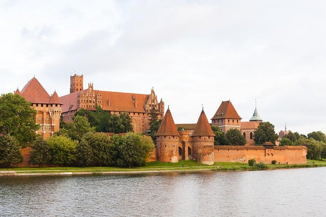 Malbork 13th- century Teutonic Castle Tour from Gdansk, Sopot or Gdynia 2