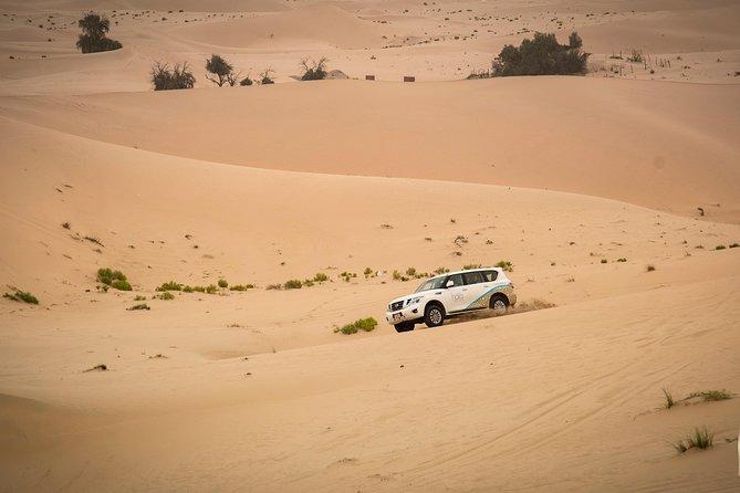 Hala Morning Desert Drive