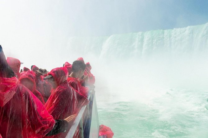 Cascate del Niagara e tour giornaliero del Niagara-on-the-Lake da Toronto
