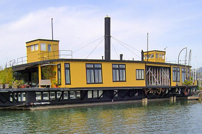 Historic Sausalito Houseboat Walking Tour
