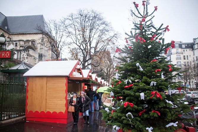 Tour gastronomico natalizio di Parigi