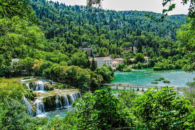 Krka National Park Private Tour from Zadar with transfer to Split