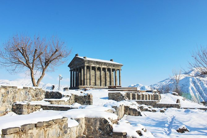 Private Transfer to Garni Temple & Geghard Monastery (UNESCO)
