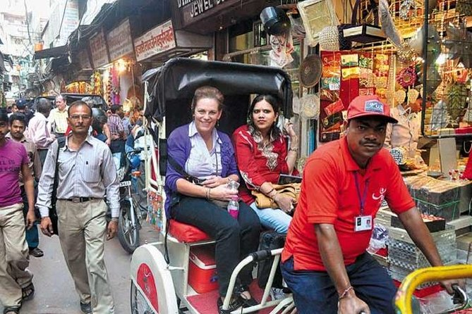 Heritage Walking Tour of Jaipur City with Local Experience-History & Street Food