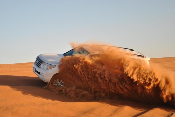 Dubai Morning Safari: Red Dunes, Sand boarding, Camel Ride photo 1