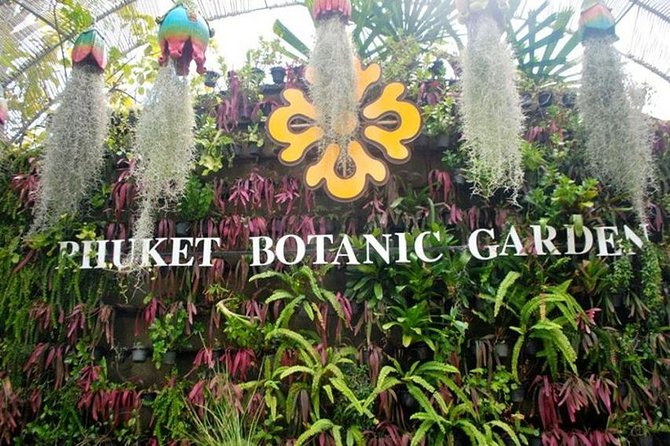 Phuket Botanic Garden Admission Ticket