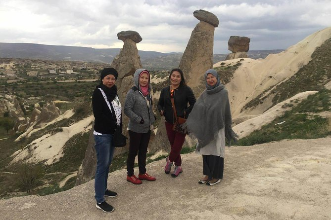 Get Your Guide and Explore Cappadocia