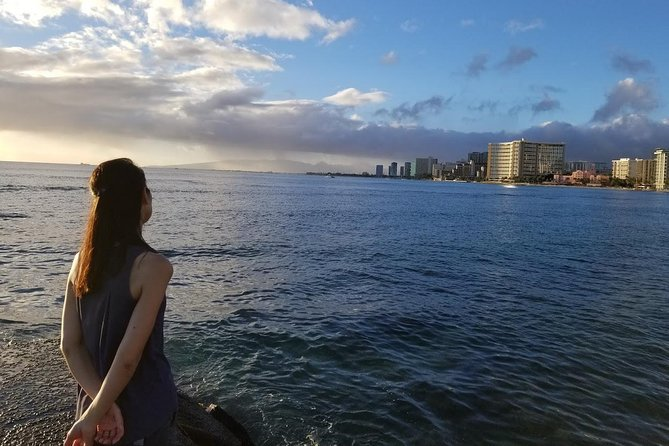 Oahu Sunset Run and Yoga Tour photo 7