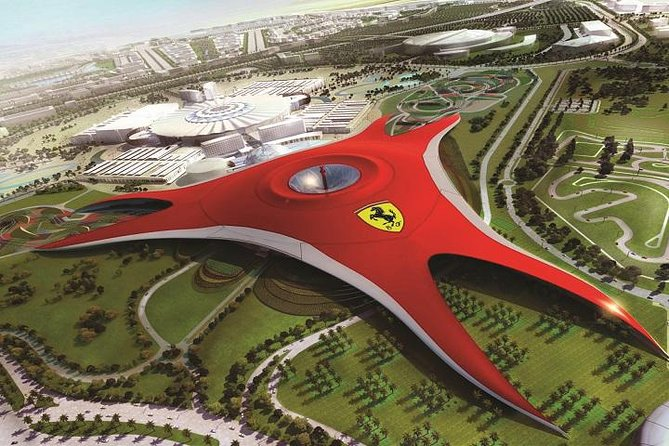 Abu Dhabi with Ferrari private Tour (Shore Excursions )