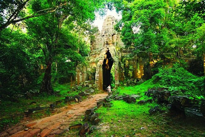 Private Angkor Day Tour from Siem Reap
