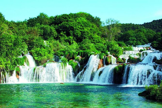 Private Day Trip to Krka National Park from Split