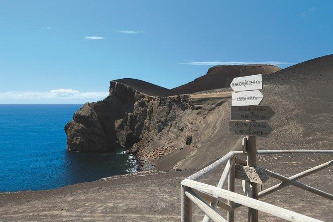 Half-Day Faial Island Tour from Horta