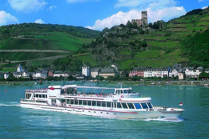 KD Rhine HoHo Cruise from Mainz